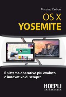 Vitalitart.it OS X Yosemite. Il sistema operativo più evoluto e innovativo di sempre Image