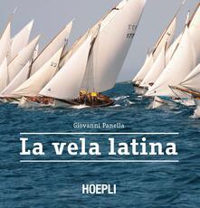 La vela latina - Giovanni Panella - copertina