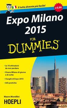 Radiospeed.it Expo Milano 2015 For Dummies Image