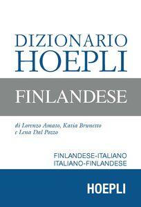 Libro Dizionario Hoepli finlandese. Finlandese-italiano, italiano-finlandese Lorenzo Amato , Katia Brunetto , Lena Dal Pozzo