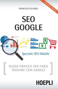 Libro SEO Google Francesco De Nobili