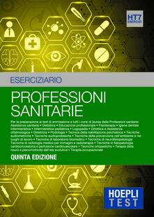 Hoepli Test. Eserciziario. Professioni sanitarie. Vol. 7 - copertina