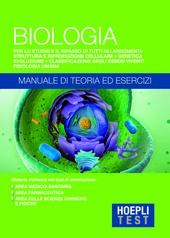 Hoepli Test. Biologia. Manuale di teoria ed esercizi