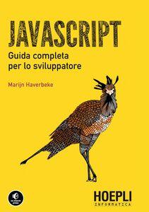 Libro Javascript. Guida completa per lo sviluppatore Marijn Haverbeke
