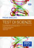 Libro Hoepli Test. Prove simulate. Test di scienze. Vol. 15