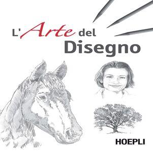 Foto Cover di L' arte del disegno, Libro di  edito da Hoepli
