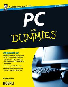 Libro PC for Dummies Dan Gookin