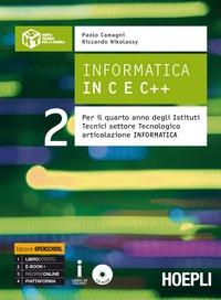 INFORMATICA IN C E C++ 2 ED. MISTA