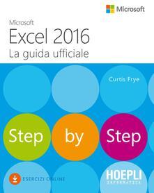 Antondemarirreguera.es Microsoft Excel 2016. La guida ufficiale Image