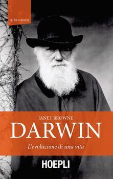 Radiospeed.it Darwin. L'evoluzione di una vita Image