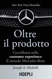 Capturtokyoedition.it Oltre il prodotto. L'eccellenza nella customer experience. Il metodo Mercedes-Benz Image