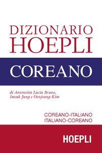 Dizionario Hoepli coreano. Coreano-italiano, italiano-coreano