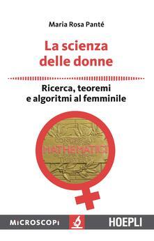 Criticalwinenotav.it La scienza delle donne. Ricerca, teoremi e algoritmi al femminile Image