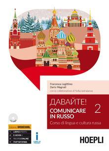 Osteriacasadimare.it Comunicare in russo. Con CD Audio formato MP3. Vol. 2 Image