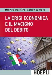 La crisi economica e il macigno del debito.pdf