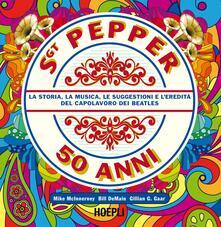 Radiospeed.it Sgt. Pepper 50 anni. La storia, la musica, le suggestioni e l'eredità del capolavoro dei Beatles Image