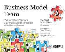 Business model team. Scopri come funziona davvero la tua organizzazione e come creano valore i tuoi collaboratori.pdf