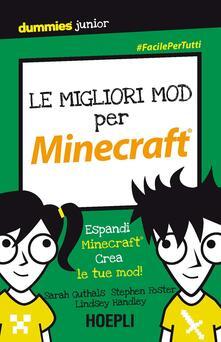Radiosenisenews.it Le migliori mod per Minecraft. Espandi Minecraft. Crea le tue mod! Image