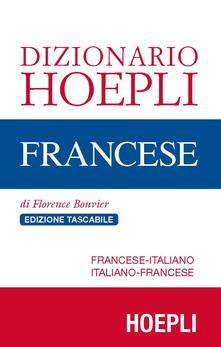 Dizionario di francese. Francese-italiano, italiano-francese. Ediz. compatta - Florence Bouvier - copertina