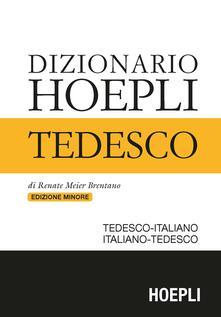 Dizionario di tedesco. Tedesco-italiano, italiano-tedesco. Ediz. minore.pdf