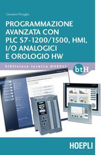 Grandtoureventi.it Programmazione avanzata con PLC S7-1200/1500, HMI, I/O analogici e orologio HW Image