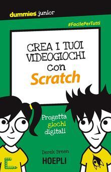 Amatigota.it Crea i tuoi videogiochi con Scratch. Progetta giochi digitali Image
