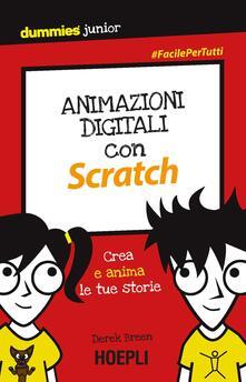 Librisulladiversita.it Animazioni digitali con Scratch. Crea e anima le tue storie Image