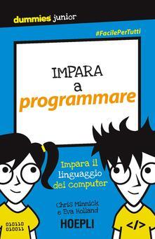 Impara a programmare. Impara il linguaggio del computer.pdf