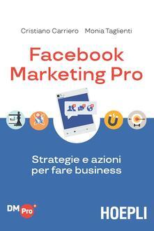 3tsportingclub.it Facebook marketing Pro. Strategie e azioni per fare business Image