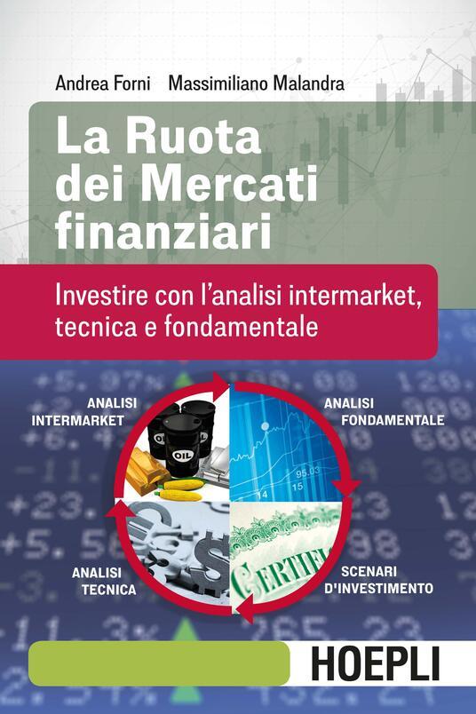 La ruota dei mercati finanziari. Investire con l'analisi intermarket, tecnica e fondamentale - Andrea Forni,Massimiliano Malandra - copertina