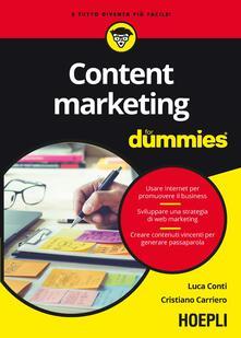 Fondazionesergioperlamusica.it Content marketing for dummies Image