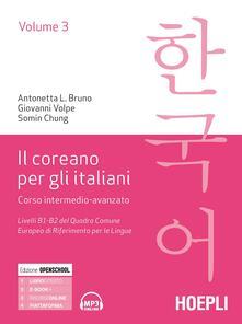 Winniearcher.com Il coreano per italiani. Vol. 3 Image