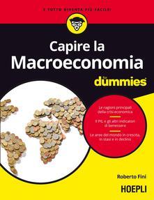 Warholgenova.it Capire la macroeconomia For Dummies Image