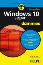Windows 10 espresso For Dummies