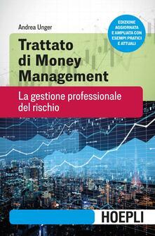 Listadelpopolo.it Trattato di money management. La gestione professionale del rischio Image