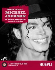 Michael Jackson. La musica, il messaggio, leredità artistica.pdf
