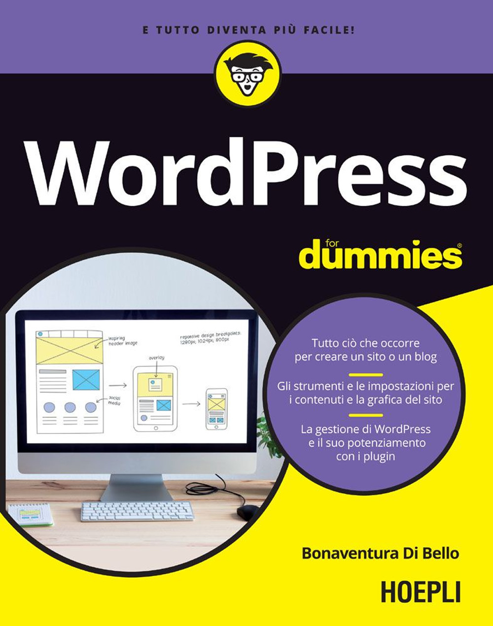 Image of Wordpress for dummies