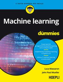 Promoartpalermo.it Machine learning for dummies Image