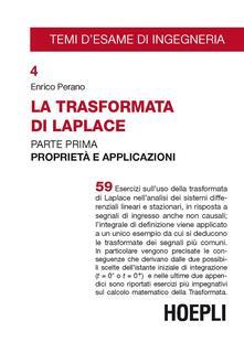 Winniearcher.com La trasformata di Laplace. Vol. 1: Proprietà e applicazioni. Image