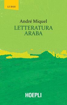 Letteratura araba.pdf