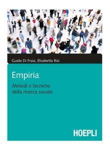 Voluntariadobaleares2014.es Empiria. Metodi e tecniche della ricerca sociale Image