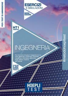 Hoepli test. Ingegneria. Esercizi e simulazioni. Per tutti i corsi di laurea in Ingegneria.pdf
