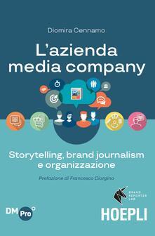 Recuperandoiltempo.it L' azienda media company. Storytelling, brand journalism e organizzazione Image