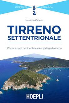 Tirreno settentrionale - Massimo Caimmi - copertina