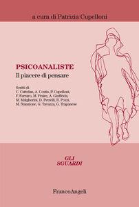 Libro Psicoanaliste. Il piacere di pensare