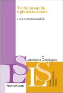 Libro Teorie su equità e giustizia sociali