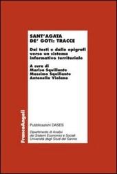 Sant'Agata de' Goti: tracce. Dai testi e dalle epigrafi verso un sistema informativo territoriale