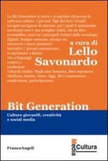Bit generation. Culture giovanili, creatività e social media - copertina