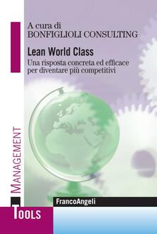 Voluntariadobaleares2014.es Lean world class. Una risposta concreta ed efficace per diventare più competitivi Image