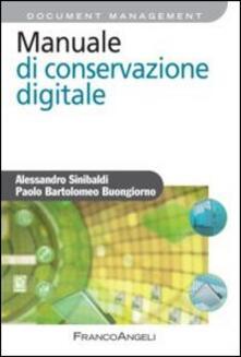 Vastese1902.it Manuale di conservazione digitale Image